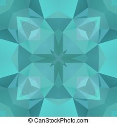 polygonal, Padrão,  seamless