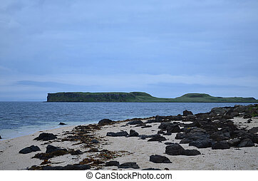 Coral Beach in the Scottish Highlands - A natural wonder...