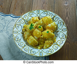Cumin Seed Potatoes - Cumin Seed Potatoes - Batata...