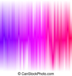 Stripped illustrated background - Colorful stripped...