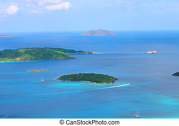 Henley Cay - US Virgin Islands