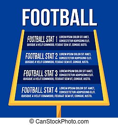 American Football Goal Posts - American Football Uprights or...
