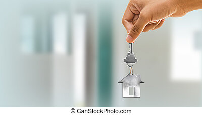 House key, The concept of new home