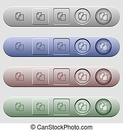 Copy item icons on menu bars - Copy item icons on rounded...