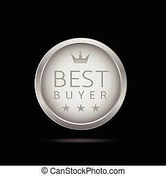 Best buyer label