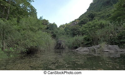 Trang An water tour with cave visiting, Vietnam - Water...