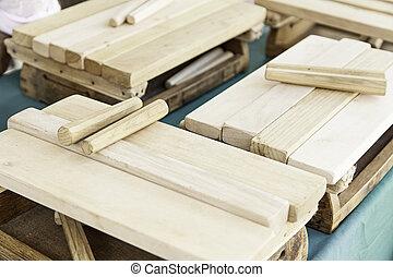 madeira, instrumento,  musical