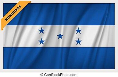 National flag of Honduras