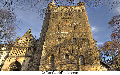 Maastricht, Basilica of Our Lady - Basilica of Our Lady in...