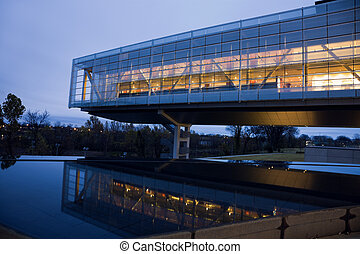 Clinton Presidential Center in Little Rock - William J...