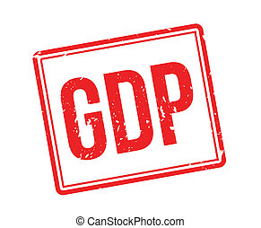 GDP rubber stamp