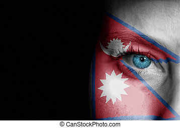Supporter of Nepal