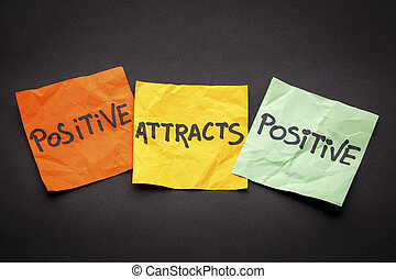 law of attraction concept