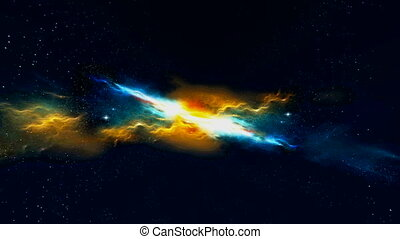 outer space - Image of outer space.