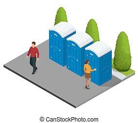 Street bio toilet 5 - 2 8