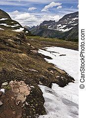 Glacier National Park vista