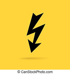 Bolt thunder icon