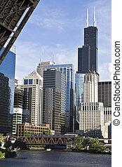 Bridzs,  Chicago, alatt
