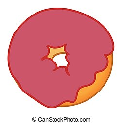 Red Donut