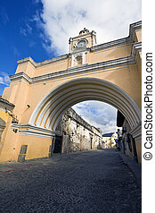 Arco de Santa Catalina in Antigua