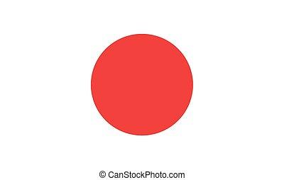 proportion), japón, bandera,  (official