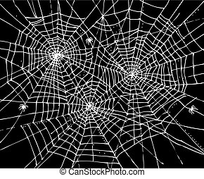 Halloween web background CCCVII - Halloween web background...