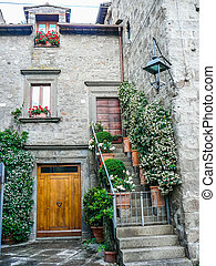HDR View of Viterbo - High dynamic range (HDR) View of...
