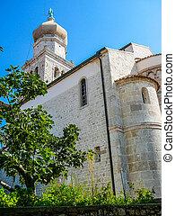 HDR Krk Cathedral - High dynamic range (HDR) Krk Cathedral...