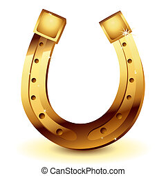 horseshoe, this illustration may be useful as designer work...