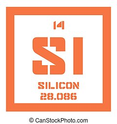 Silicon chemical element - Silicon chemical element....