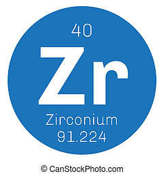 Zirconium chemical element. Zirconium is a transition metal....