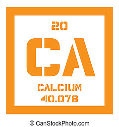 Calcium chemical element Calcium is a soft alkaline earth...