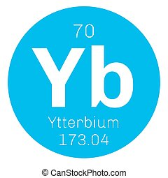Ytterbium chemical element Ytterbium is an element in the...