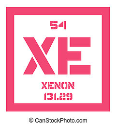 Xenon chemical element - Xenon is a chemical element....