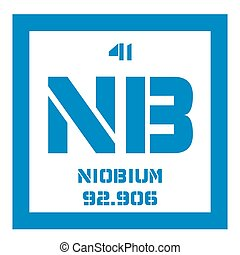 Niobium chemical element Niobium is a transition metal...