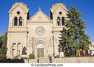 Cathedral of St. Francis of Assisi in Santa Fe