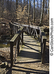 Wandering in Cuyahoga Valley NP