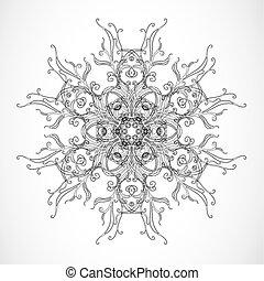 Vector Ornament