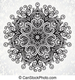 Vector Pattern Ornament