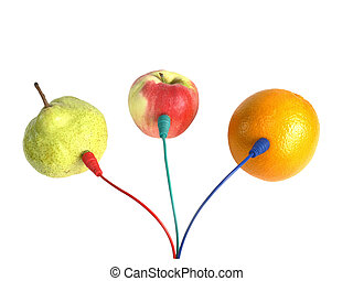Information and vitamins for your - paradox. fruits are...