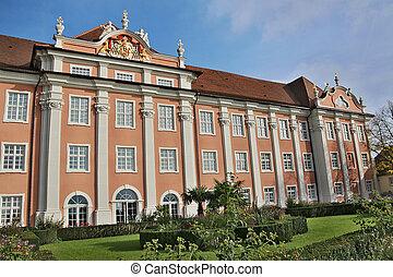 Meersburg New Castle Germany