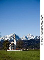 schwangau church