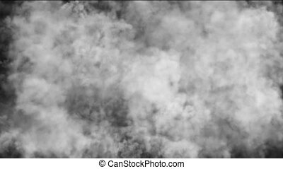 clouds abstract smoke