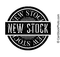 New stock rubber stamp. Grunge design with dust scratches....