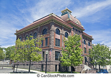 City Hall in Marquette