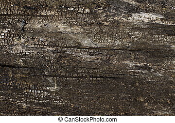 old sometimes looks very nice - rough old wood texture