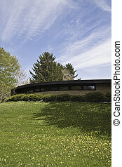 House by Frank LLoyd Wright - Madison