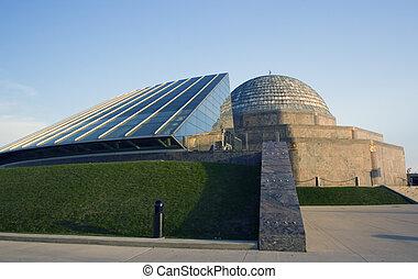 Adler Planetarium - Chicago.