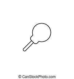 Enema icon illustration - Enema medicine icon simple vector...