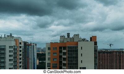 Multi-storey residential buildings